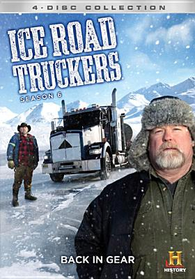 ICE ROAD TRUCKERS:COMPLETE SEASON 6 BY ICE ROAD TRUCKERS (DVD)