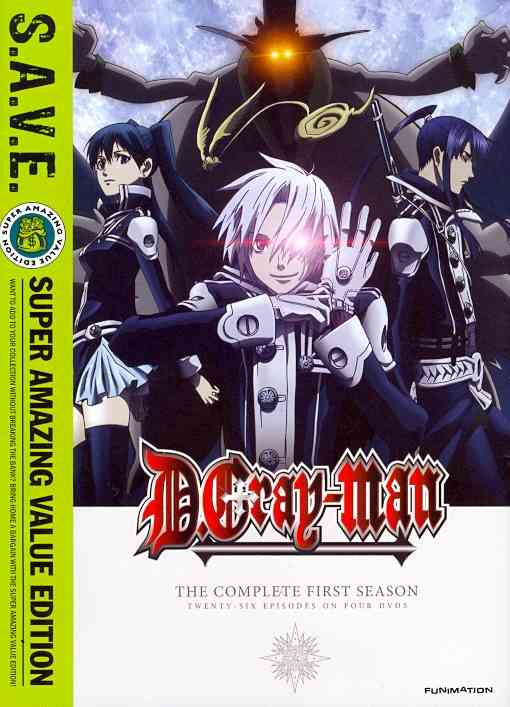 D GRAY MAN:SEASON ONE (SAVE) BY D. GRAY-MAN (DVD)